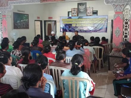 Pendistribusian KKS-BPNT Desa Padangbulia