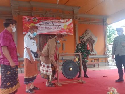 Wimbakara Pidarta Bahasa Bali, Masatua lan Mabebasan 2021