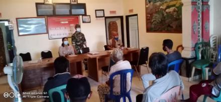 Sebanyak 149 KPM Desa Padangbulia Terima BLT-DD Bulan Pebruari 2021