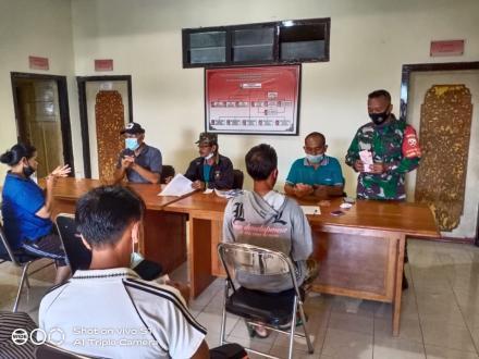 Sebanyak 149 KPM Desa Padangbulia Terima BLT-DD Bulan April 2021