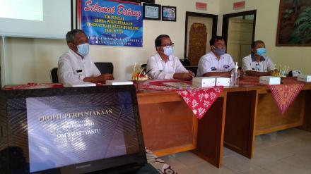 "Lomba Perpustakaan ""WIDYA SASTRA"" Desa Padangbulia Tahun 2021"