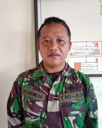 Babinsa Padangbulia